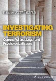 John Pearse: Investigating Terrorism, Buch