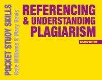 Kate Williams: Referencing and Understanding Plagiarism, Buch