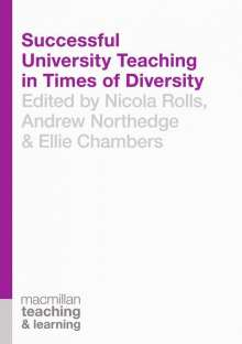 Ellie Chambers: Successful University Teaching in Times of Diversity, Buch