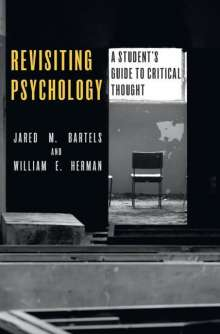 Jared M. Bartels: Revisiting Psychology, Buch
