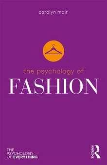 Carolyn Mair: The Psychology of Fashion, Buch