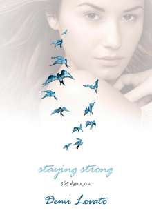 Demi Lovato: Staying Strong, Buch