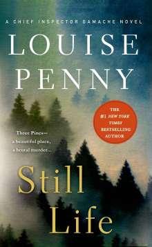 Louise Penny: Still Life, Buch