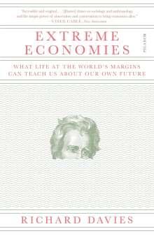 Richard Davies: Extreme Economies, Buch