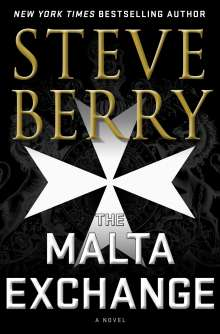 Steve Berry: The Malta Exchange, Buch