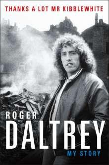 Roger Daltrey: Be Lucky, Buch