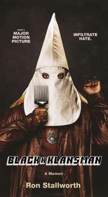 Ron Stallworth: Black Klansman, Buch