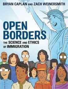 Bryan Caplan: Open Borders, Buch