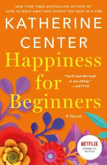 Katherine Center: Happiness for Beginners, Buch