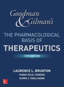 Laurence Brunton: G&G'S The Pharmacological Basis Of Therapeutics, Buch
