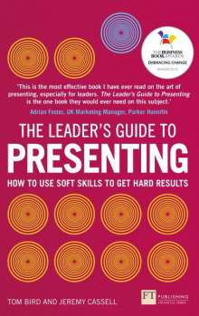 Tom Bird: The Leader's Guide to Presenting, Buch