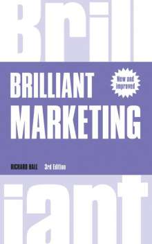 Richard Hall: Brilliant Marketing, Buch