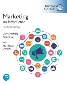 Gary Armstrong: Marketing: An Introduction, Global Edition, Buch