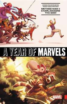 Ryan North: A Year of Marvels, Buch