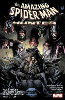Nick Spencer: Amazing Spider-man: Hunted (vol. 4), Buch