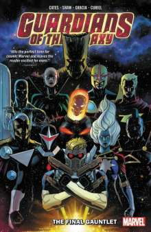 Donny Cates: Guardians of the Galaxy by Donny Cates Vol. 01, Buch
