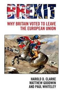 Harold D. Clarke: Brexit, Buch
