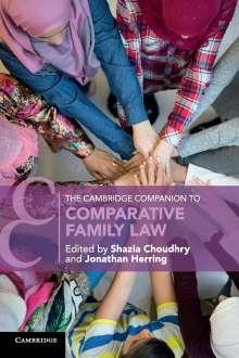 The Cambridge Companion to Comparative Family             Law, Buch