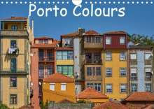 Mark Bangert: Porto Colours (Wall Calendar 2020 DIN A4 Landscape), Diverse