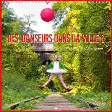 Nathalie Vu-Dinh: DES DANSEURS DANS LA VILLE 6 par L'Oeil et le Mouvement (Calendrier mural 2020 300 × 300 mm Square), Diverse