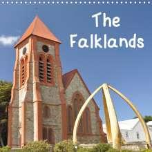 Katharina Kreissig: The Falklands (Wall Calendar 2021 300 × 300 mm Square), Kalender