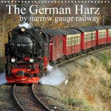 Holger Felix: The German Harz (Wall Calendar 2021 300 × 300 mm Square), Kalender