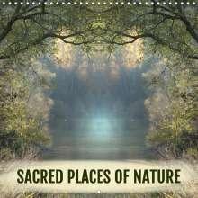 Katharina Hubner: SACRED PLACES OF NATURE (Wall Calendar 2021 300 × 300 mm Square), Kalender