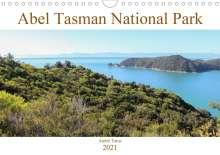 André Tams: Abel Tasman National Park (Wall Calendar 2021 DIN A4 Landscape), Kalender
