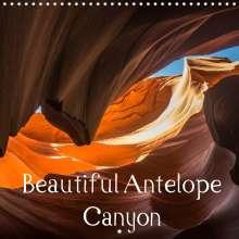 Andrea Potratz: Beautiful Antelope Canyon (Wall Calendar 2022 300 × 300 mm Square), Kalender