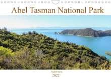 André Tams: Abel Tasman National Park (Wall Calendar 2022 DIN A4 Landscape), Kalender