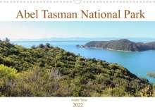 André Tams: Abel Tasman National Park (Wall Calendar 2022 DIN A3 Landscape), Kalender