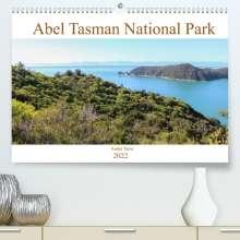 André Tams: Abel Tasman National Park (Premium, hochwertiger DIN A2 Wandkalender 2022, Kunstdruck in Hochglanz), Kalender