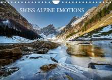 Dorothea Oldani: SWISS APLINE  EMOTIONS (Wall Calendar 2022 DIN A4 Landscape), Kalender