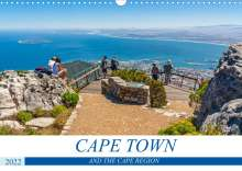 Birgit Harriette Seifert: Cape Town and the Cape Region (Wall Calendar 2022 DIN A3 Landscape), Kalender