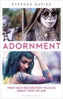 Stephen Davies: Adornment, Buch