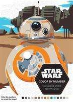 Lucas Film Book Group: Star Wars Color by Number, Buch