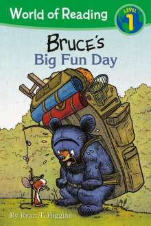 T. Higgins Ryan: World Of Reading Mother Bruce Bruces Big, Buch
