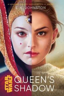 Emily Kate Johnston: Queen's Shadow, Buch