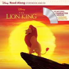 Disney Book Group: The Lion King Read-Along Storybook and CD, Buch