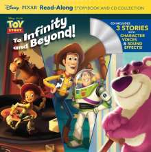 Disney Book Group: Toy Story Read-Along Storybook and CD Collection, Buch