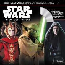 Lucasfilm Press: Star Wars The Prequel Trilogy Read-Along Storybook & CD Collection, Buch