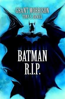 Grant Morrison: Batman R.I.P., Buch