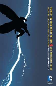 Frank Miller: Batman: The Dark Knight Returns. 30th Anniversary Edition, Buch