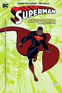 Darwyn Cooke: Superman, Buch