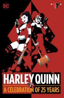 Paul Dini: Harley Quinn A Celebration Of 25 Years, Buch