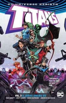 Dan Abnett: Titans Volume 3, Buch