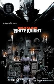 Sean Murphy: Batman: White Knight, Buch
