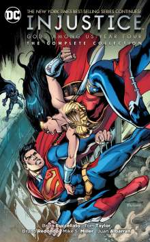 Brian Buccellato: Injustice: Gods Among Us Year Four, Buch