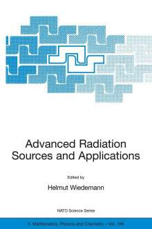 Advanced Radiation Sources and Applications, Buch