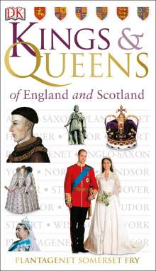 Plantagenet S. Fry: Kings & Queens of England and Scotland, Buch